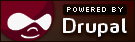 Website powered by Drupal